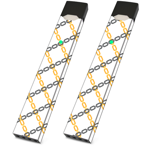 JUUL Skin Wrap - Chainz - Pack of 2 - VaperSkins