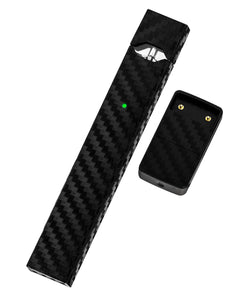Pack of 2 Premium Full Skin for JUUL (Carbon Fiber) - VaperSkins