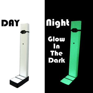 Glow in the dark juul skin wrap