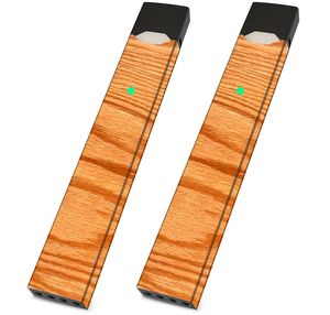 Skin For JUUL - Wood - Pack of 2 - VaperSkins