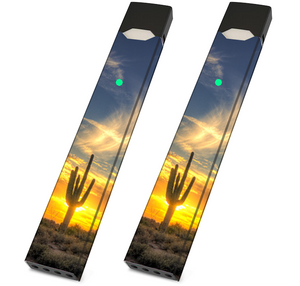 JUUL Skin Wrap - Cactus Sunset - Pack of 2 - VaperSkins