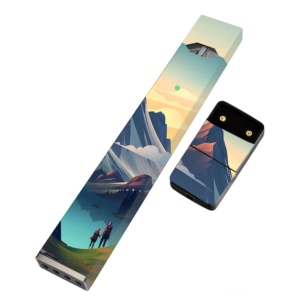 JUUL Skin Full Wrap - Mountain Tranquil - VaperSkins