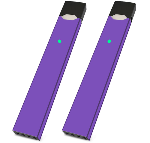 JUUL Wrappers Wrap - Purple- Pack of 2 - VaperSkins