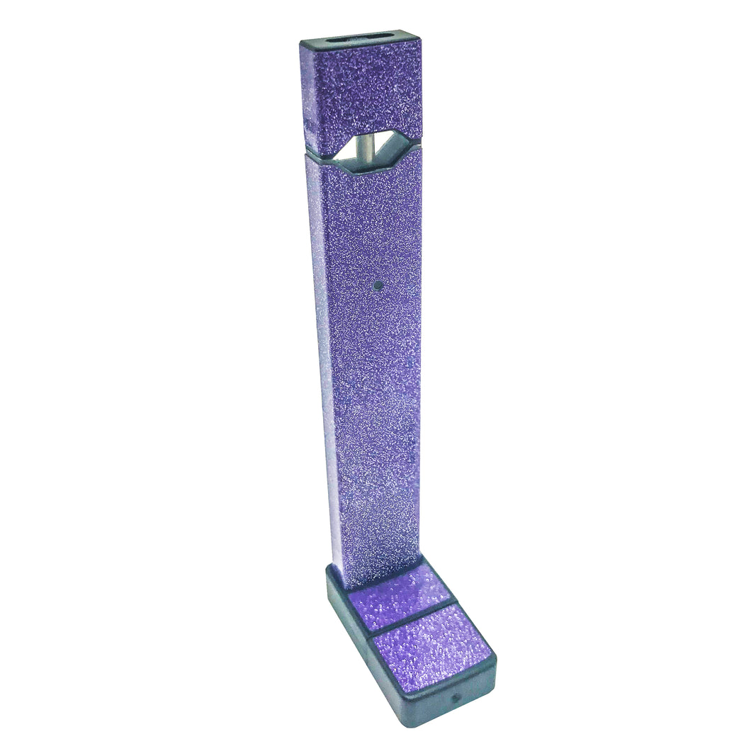 JUUL Skin Full Wrap - Purple Glitter - VaperSkins