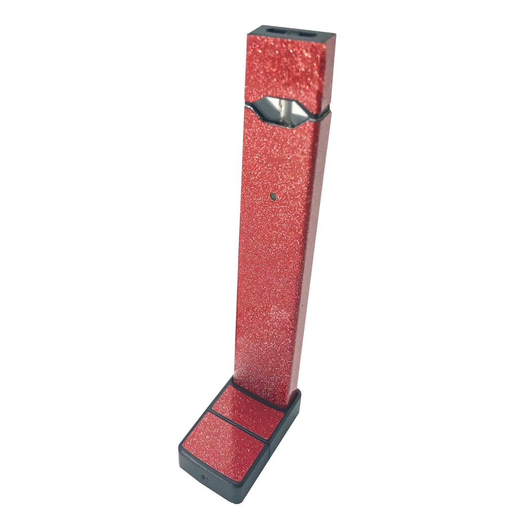 JUUL Skin Full Wrap - Red Glitter - VaperSkins