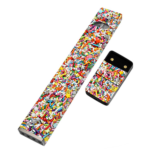 Pack of 2 Full Wrap for JUUL - Sprinkles - VaperSkins