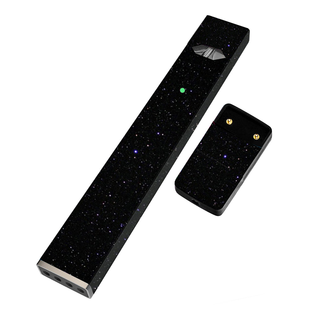 JUUL Skin Full Wrap - Stardust Black - VaperSkins