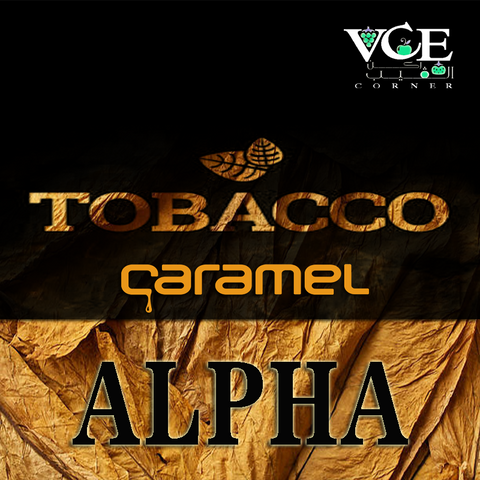 Alpha Tobacco E-juice