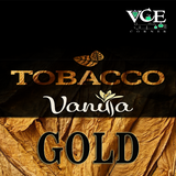 Gold Vanilla Tobacco E-juice
