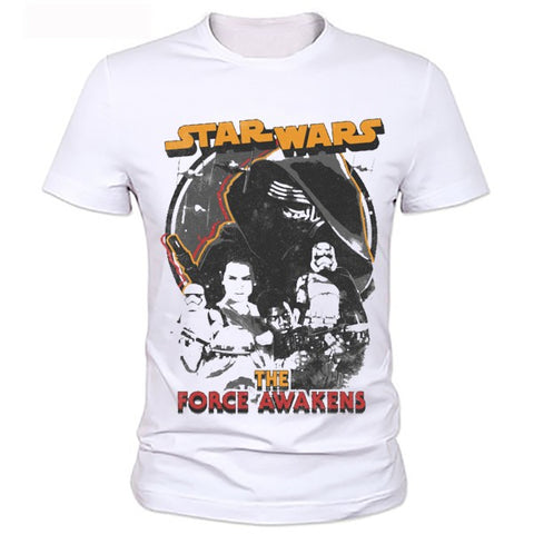 T-shirt The Force Awakens vintage
