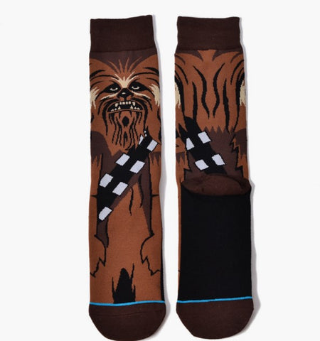 Chaussettes Chewbacca