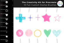 NEW! The Creativity Kit for Procreate