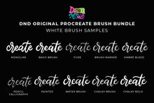 DND Procreate Brush Bundle