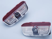 (Set of 2PCs) LED Side Door Light GTI Logo For VW Passat B6 B7 CC Golf 6 7 MK5 MK6