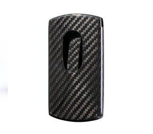Real Carbon Fiber Business Name Card Holder Case
