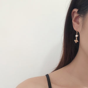 Fabolouz Six-Star Trailer Earrings