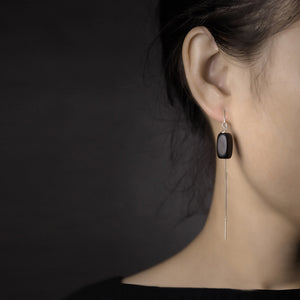 Fabolouz Long Trailer Simple Earrings