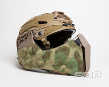 FMA Half Face Mask Mandible For Tactical Airsoft Outdoor Game
