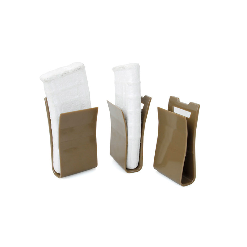 TMC Nylon Magazine Pouch Insert Set (CB) for Tactical Airsoft Hunting Game