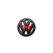 ABS Made Interior Steering Wheel Emblem Sticker for VW Golf Marks Model