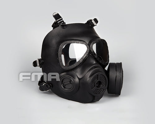 FMA Full Face Sweat Prevent Mist Fan Mask (BK) for Tactical Airsoft Outdoor Game