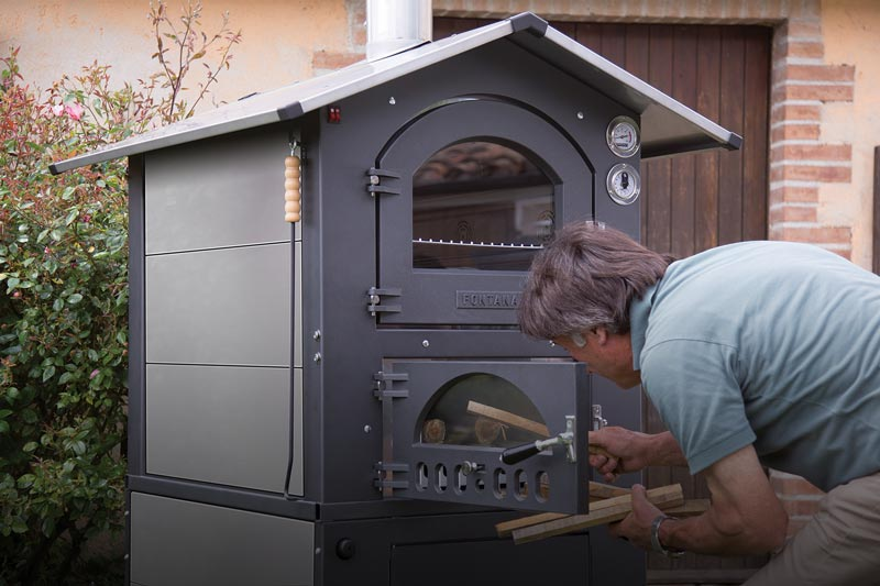 Outdoor Pizza Oven | Wood Fired Pizza Ovens