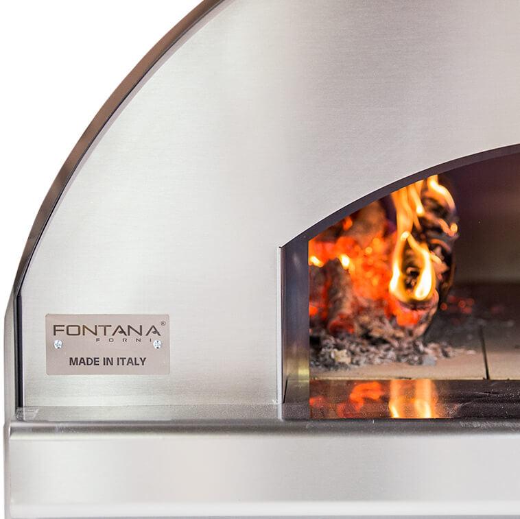 Fontana Pizza Oven Made in Italy