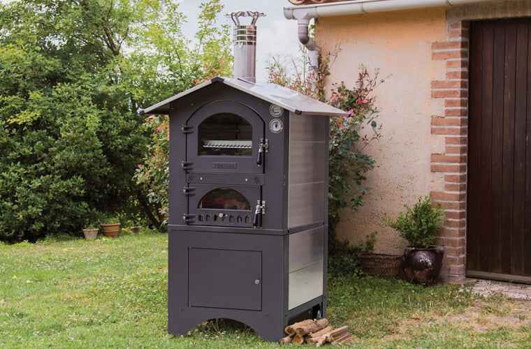 The Gusto Wood Fired Outdoor Pizza Oven