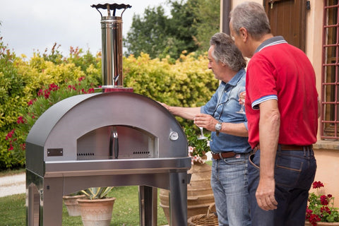 Fontana Outdoor Pizza Oven