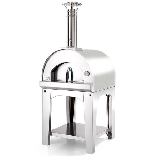 The Margherita Stainless Steel Gas Pizza Oven