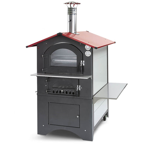 The Rosso Wood Fired Pizza Oven