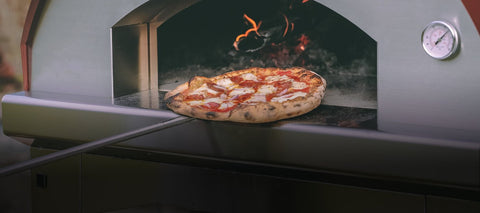 wood fired- pizza ovens