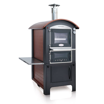 The Divino Wood Oven by Fontana Forni in Ovens & Grills