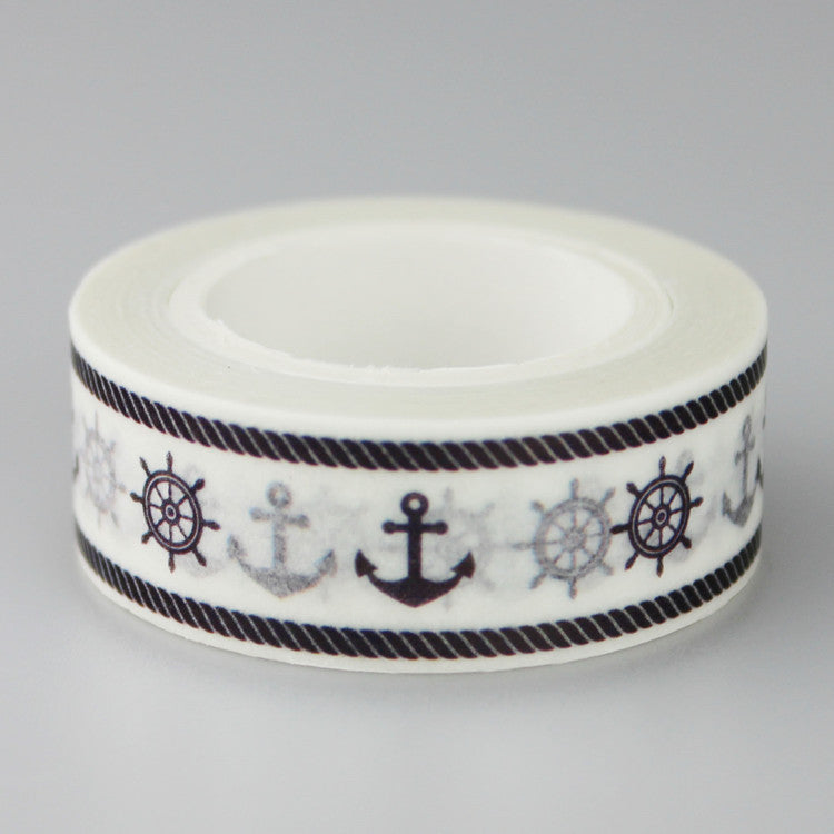 Nautical themed Washi Tape