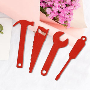 4Pcs/Set Tools Cutting Dies