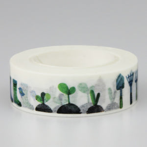 Gardening Themed Washi Tape