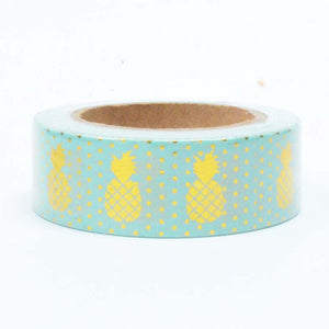 Pineapple Washi Tape
