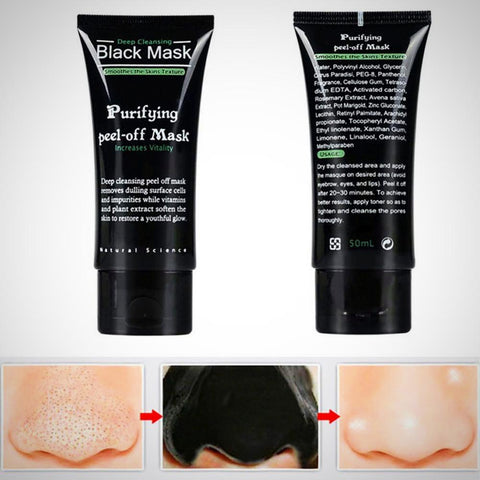 Blackhead Remover Purifying Facial Mask
