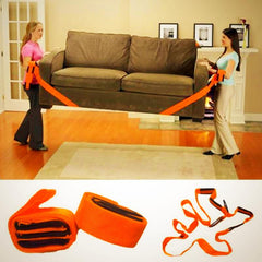 2 PC Lifting Moving Strap