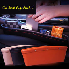 Car Seat Gap Pocket Organizer