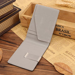 Men's Leather Credit Card and ID Holder