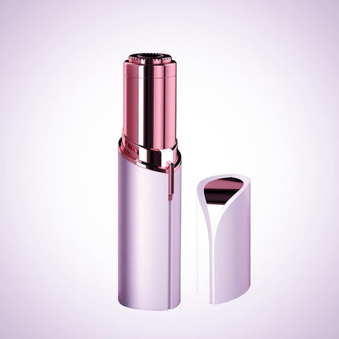 Rose Gold Plated Epilator Facial Hair Removal