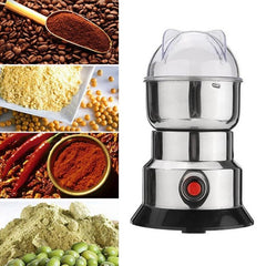 Stainless Steel Electric Grinder