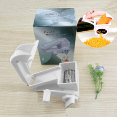 Stainless Vegetable And Cheese Grater