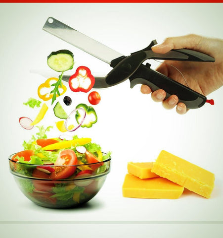 The Clever Kitchen Scissors