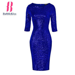 Woman's Sequined Dress