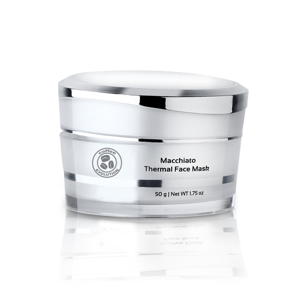 Macchiato Thermal Face Mask - luminanrg