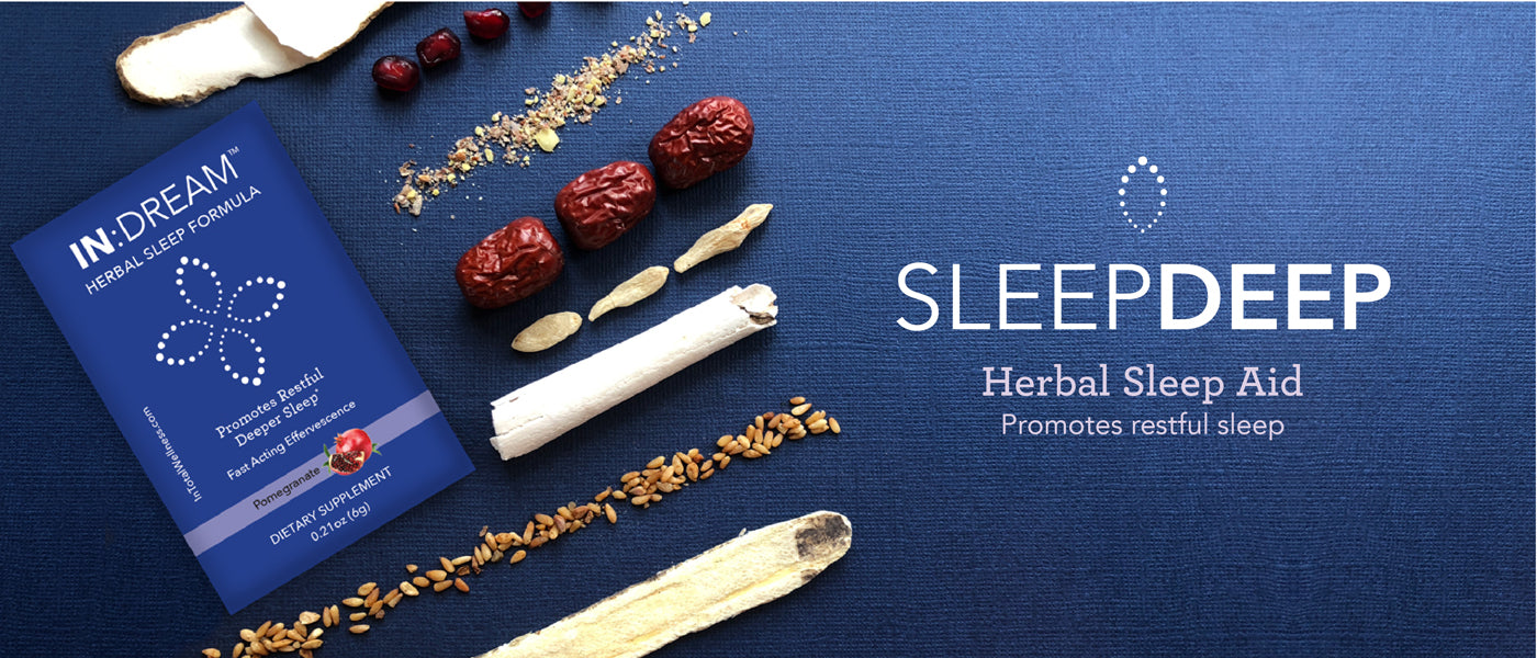 IN:DREAM - Pomegranate - Herbal Sleep Aid