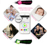 Image of WiFi Smart LED Light Bulb, Smartphone Controlled - Wake Up and Dimming Multicolored Changing LED Night Light, Wireless Cell Smartphone Control