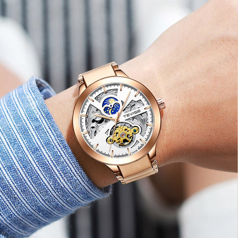 Luxury  Men's Automatic Mechanical Watches